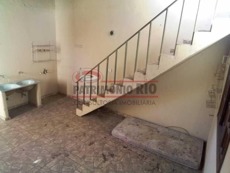 13 - Area Externa no segundoar - Casa triplex co Coração de Madureira - PACA40171 - 17