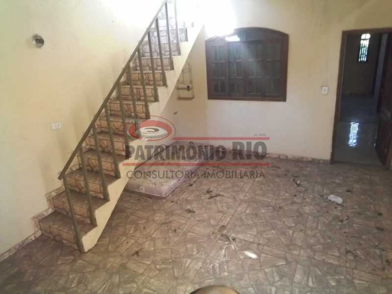13- Area externa no segundoar. - Casa triplex co Coração de Madureira - PACA40171 - 18
