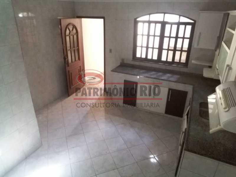 14 - Cozinha segundoar 1. - Casa triplex co Coração de Madureira - PACA40171 - 19