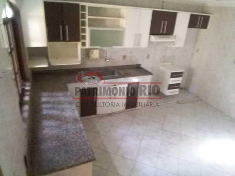 14 - Cozinha segundoar 2. - Casa triplex co Coração de Madureira - PACA40171 - 20
