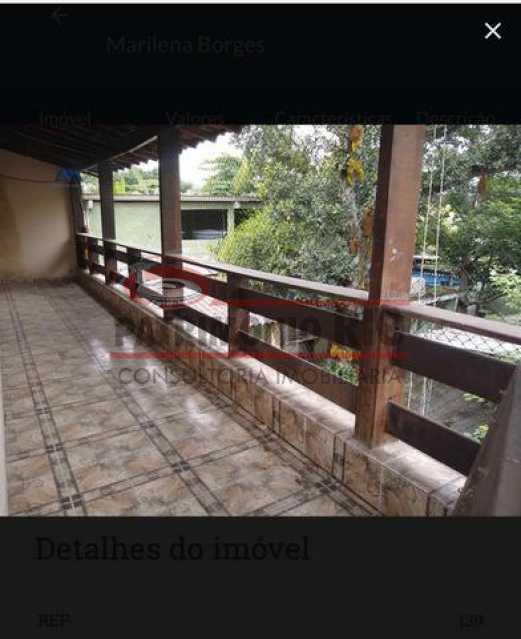 15 - varanda segundoar 1 - Casa triplex co Coração de Madureira - PACA40171 - 21