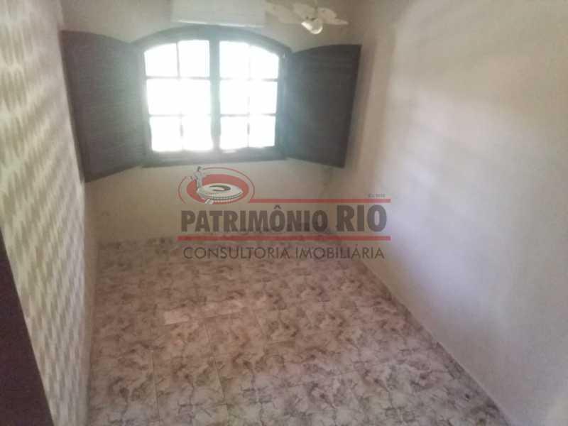 17 - quartos segundoar. - Casa triplex co Coração de Madureira - PACA40171 - 26