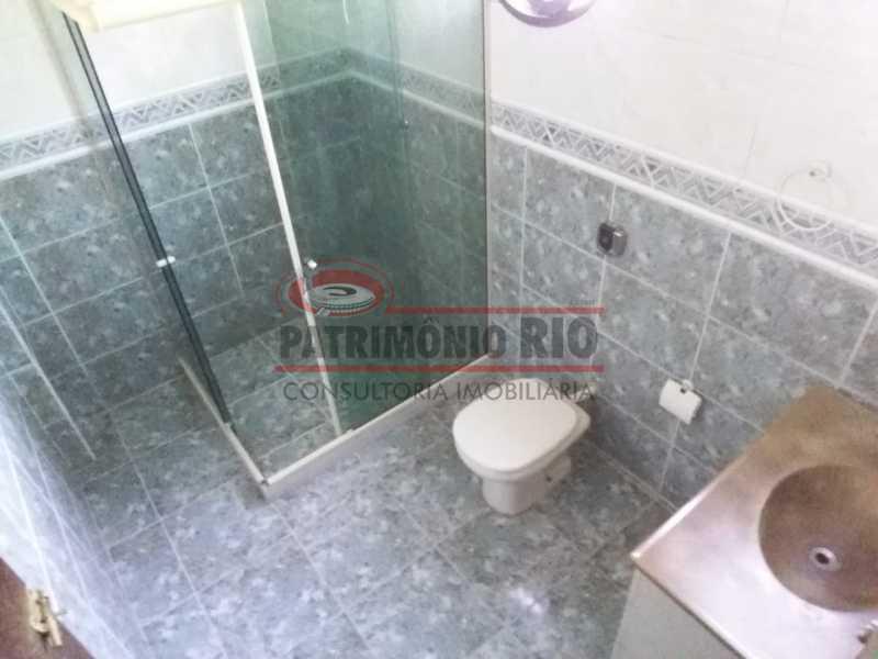 18 - baneiro segundoar 1. - Casa triplex co Coração de Madureira - PACA40171 - 27