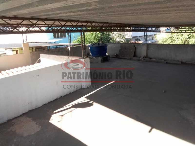 21 - Terraço 2. - Casa triplex co Coração de Madureira - PACA40171 - 31
