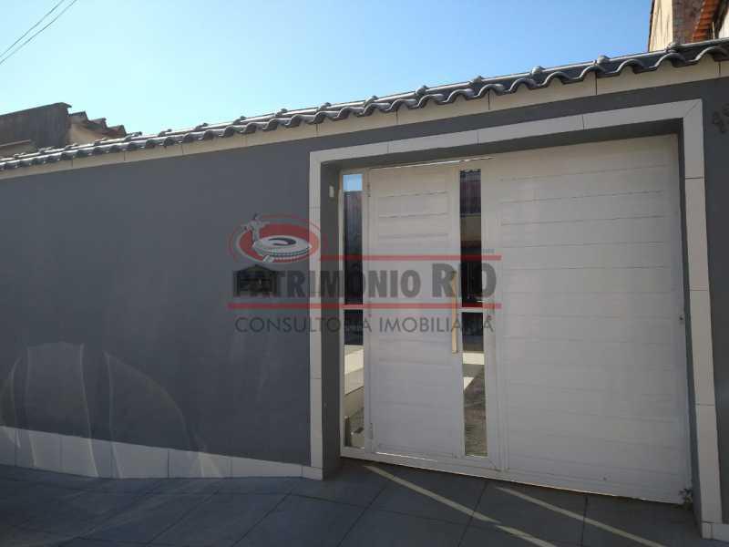 índice149 - Ótima casa linear - 2qtos - Vista Alegre - PACA20534 - 8