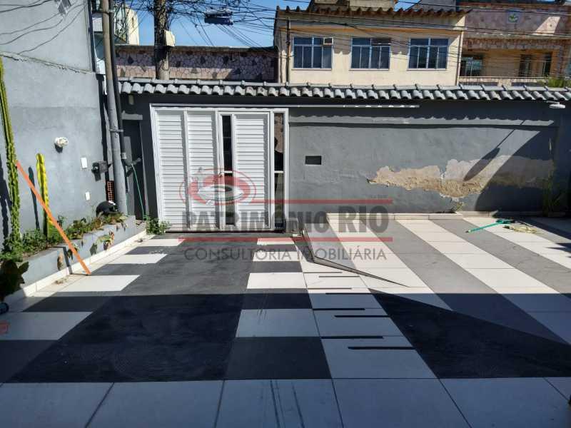 índice145 - Ótima casa linear - 2qtos - Vista Alegre - PACA20534 - 13