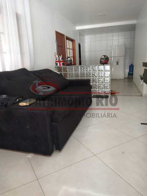 índice131 - Ótima casa linear - 2qtos - Vista Alegre - PACA20534 - 7