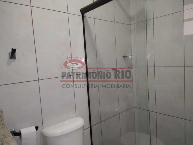 índice128 - Ótima casa linear - 2qtos - Vista Alegre - PACA20534 - 19