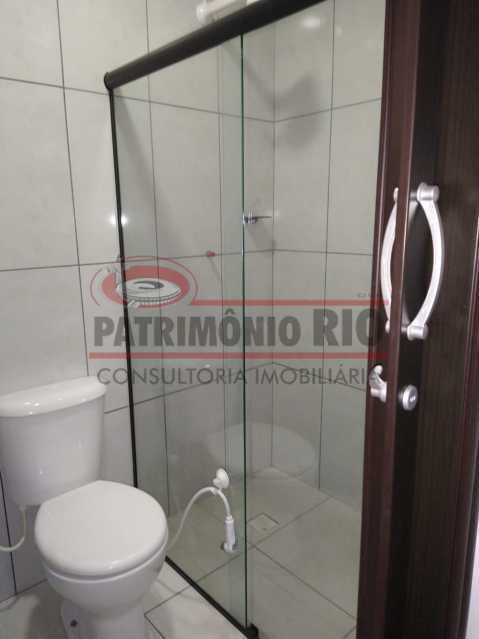 índice125 - Ótima casa linear - 2qtos - Vista Alegre - PACA20534 - 16