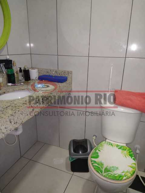 índice123 - Ótima casa linear - 2qtos - Vista Alegre - PACA20534 - 28