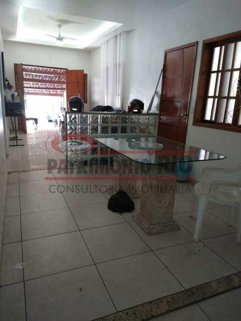 índice122 - Ótima casa linear - 2qtos - Vista Alegre - PACA20534 - 24