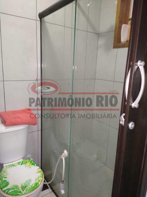 índice121 - Ótima casa linear - 2qtos - Vista Alegre - PACA20534 - 18