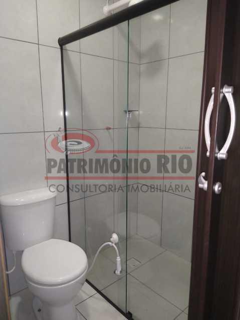 índice116 - Ótima casa linear - 2qtos - Vista Alegre - PACA20534 - 27