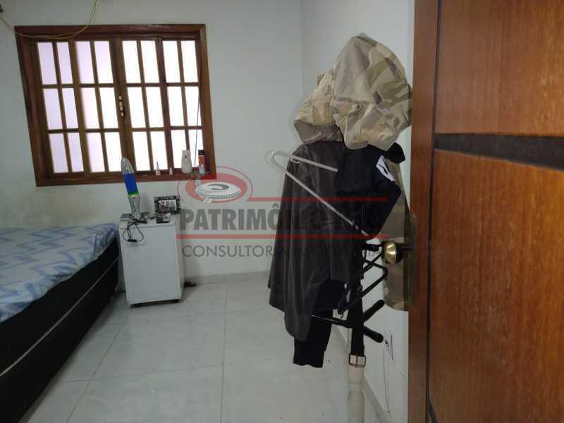 índice113 - Ótima casa linear - 2qtos - Vista Alegre - PACA20534 - 25