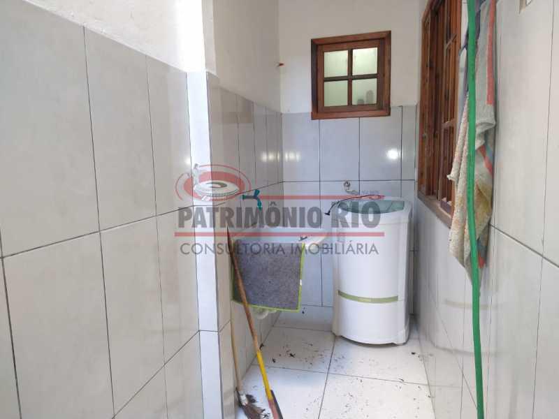 índice109 - Ótima casa linear - 2qtos - Vista Alegre - PACA20534 - 21