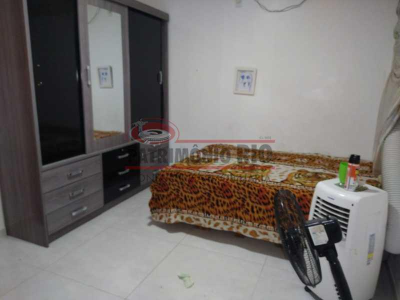 índice107 - Ótima casa linear - 2qtos - Vista Alegre - PACA20534 - 17