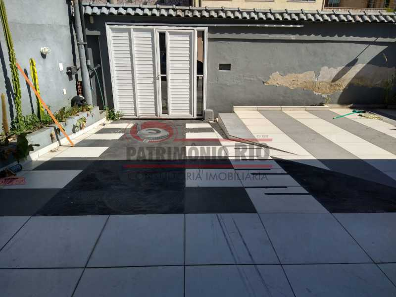 índice503 - Ótima casa linear - 2qtos - Vista Alegre - PACA20534 - 31
