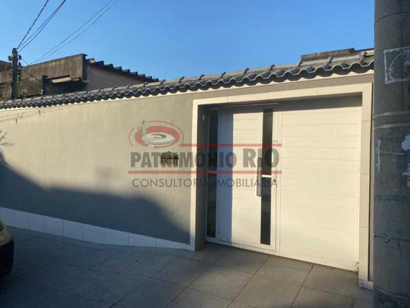 930097555102948 - Ótima casa linear - 2qtos - Vista Alegre - PACA20534 - 1