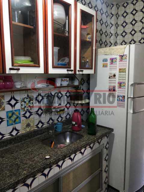 4 - Cozinha 1. - 2quartos Térreo com vaga próximo ao Norte Shopping - PAAP23797 - 15