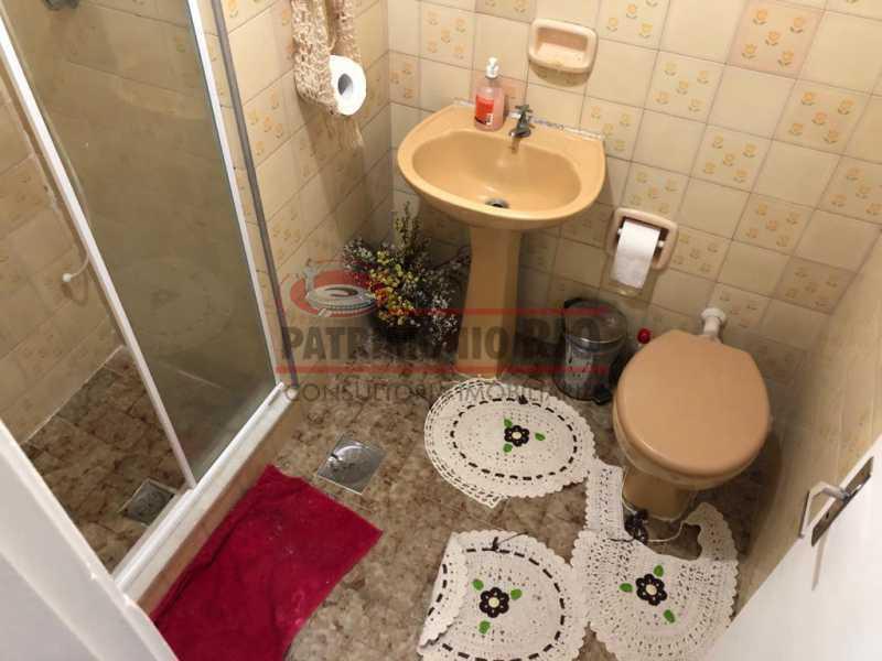 6 - Banheiro 1. - 2quartos Térreo com vaga próximo ao Norte Shopping - PAAP23797 - 22