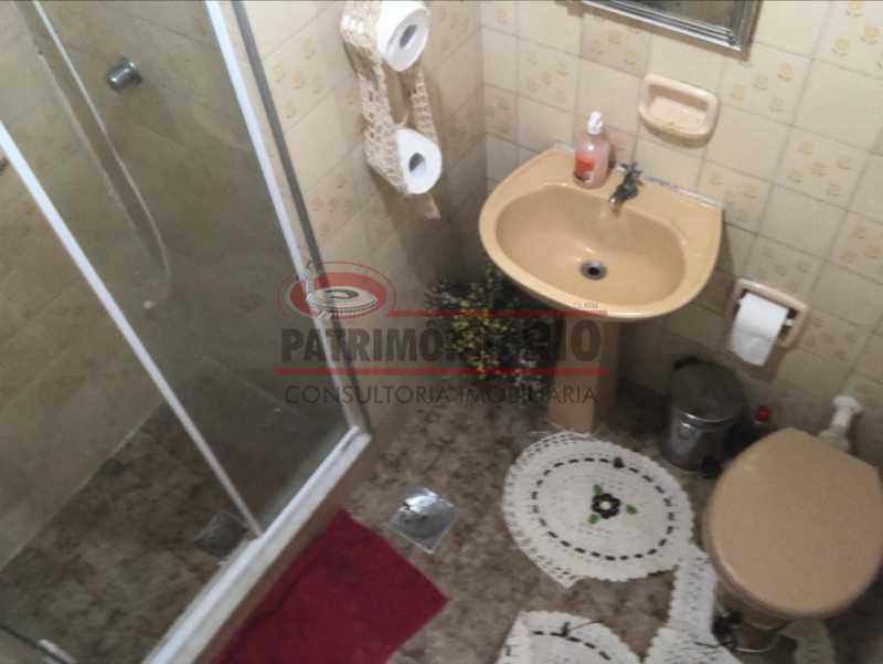 6 - Banheiro 2. - 2quartos Térreo com vaga próximo ao Norte Shopping - PAAP23797 - 23