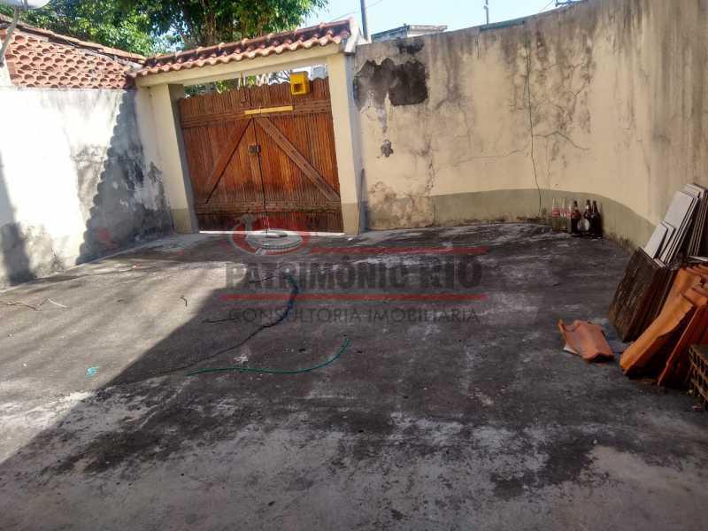 CT-20 - Casa 2 quartos à venda Irajá, Rio de Janeiro - R$ 320.000 - PACA20537 - 23