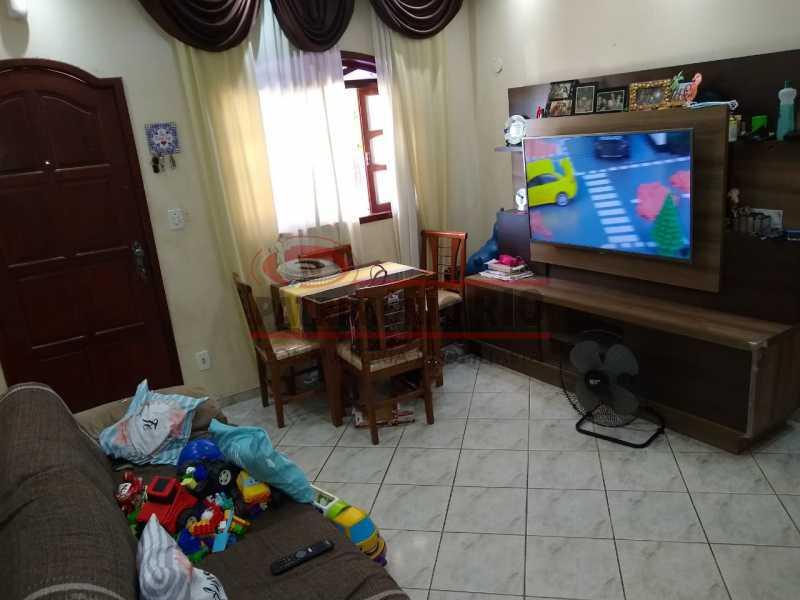 ca2 - Condomínio em Colégio - casa 2qtos - PACN20122 - 4