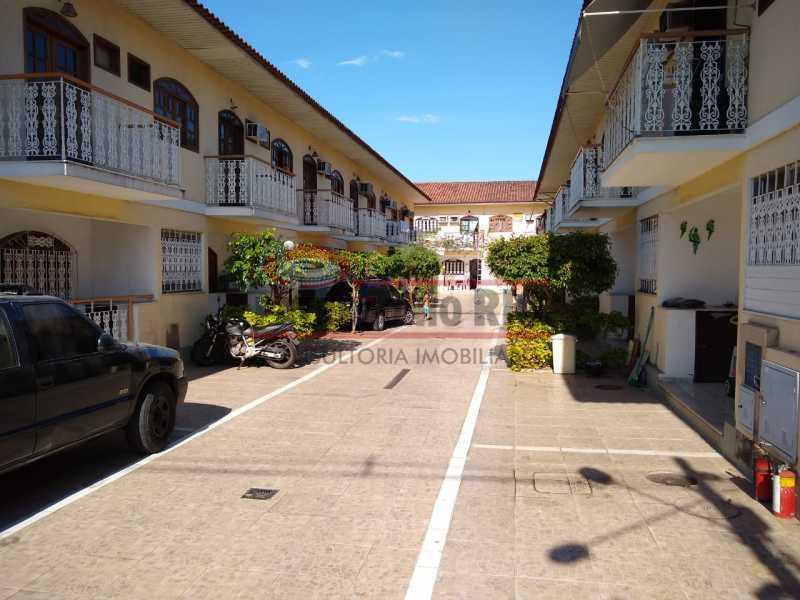 ca5 - Condomínio em Colégio - casa 2qtos - PACN20122 - 1