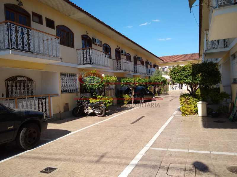ca6 - Condomínio em Colégio - casa 2qtos - PACN20122 - 23