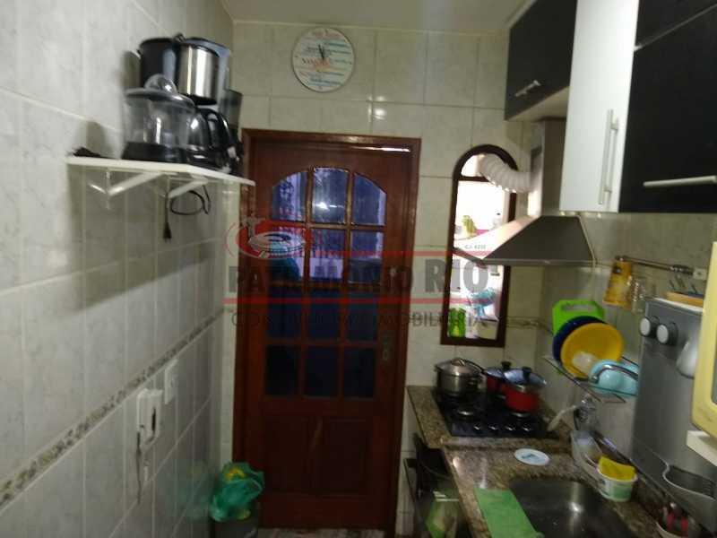 ca7 - Condomínio em Colégio - casa 2qtos - PACN20122 - 10