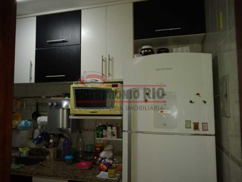 ca8 - Condomínio em Colégio - casa 2qtos - PACN20122 - 8