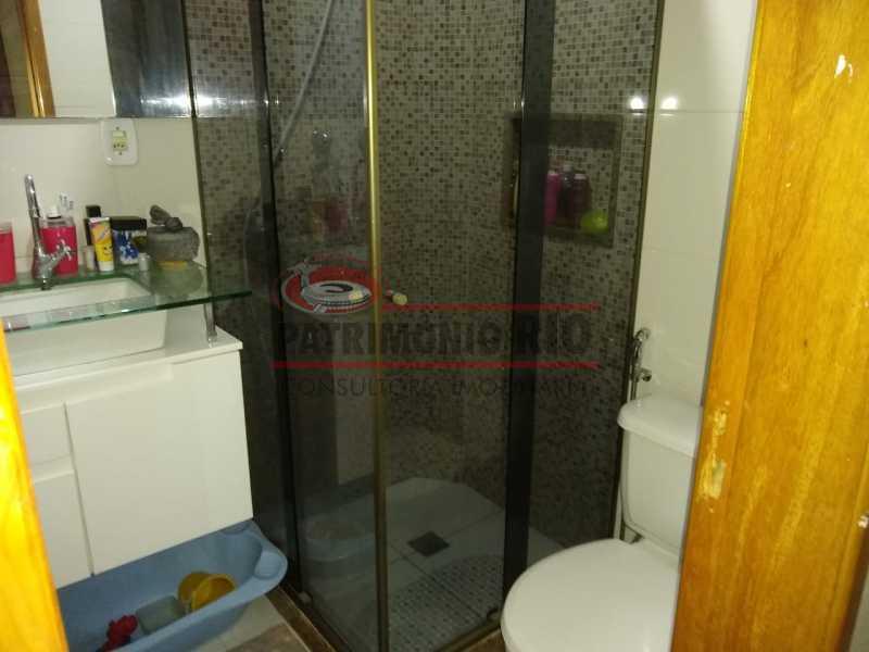 ca9 - Condomínio em Colégio - casa 2qtos - PACN20122 - 18