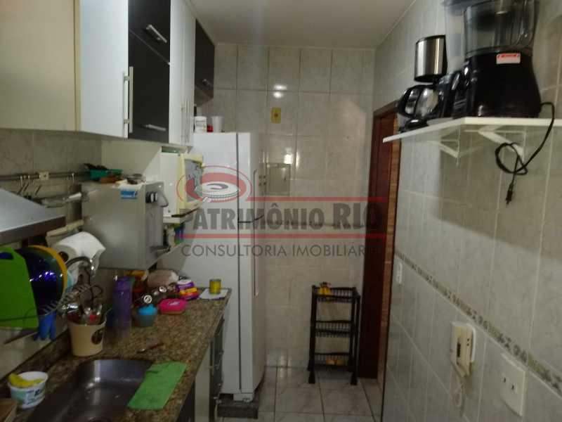 ca10 - Condomínio em Colégio - casa 2qtos - PACN20122 - 11