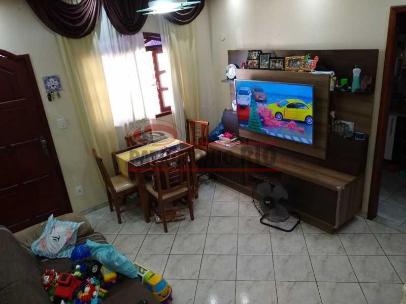 ca15 - Condomínio em Colégio - casa 2qtos - PACN20122 - 3