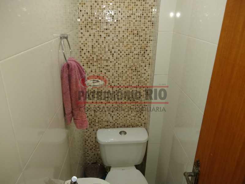 ca17 - Condomínio em Colégio - casa 2qtos - PACN20122 - 14