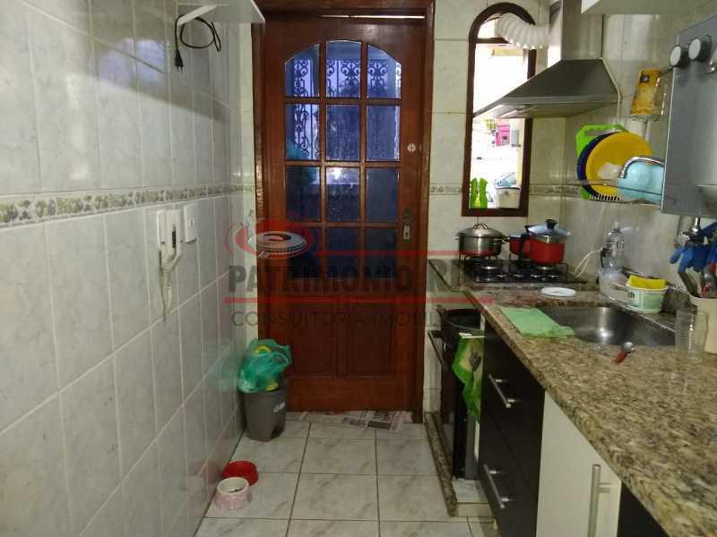 ca18 - Condomínio em Colégio - casa 2qtos - PACN20122 - 12