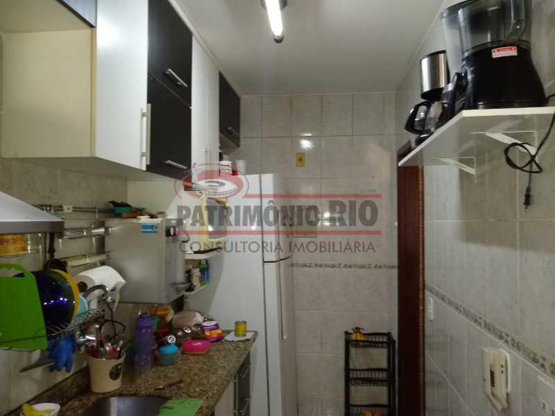 ca20 - Condomínio em Colégio - casa 2qtos - PACN20122 - 9