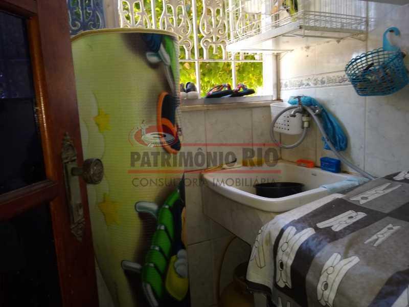 ca21 - Condomínio em Colégio - casa 2qtos - PACN20122 - 13
