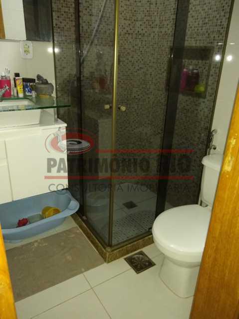 ca22 - Condomínio em Colégio - casa 2qtos - PACN20122 - 19