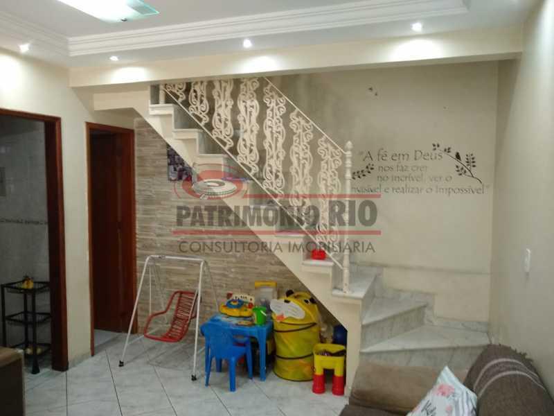 ca313 - Condomínio em Colégio - casa 2qtos - PACN20122 - 6