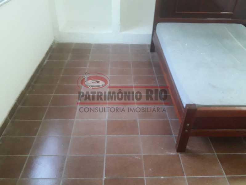9 - Casa de Vila 2 quartos à venda Cordovil, Rio de Janeiro - R$ 90.000 - PACV20098 - 4