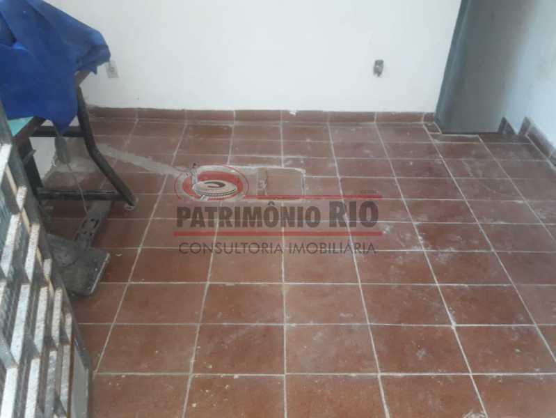 16 - Casa de Vila 2 quartos à venda Cordovil, Rio de Janeiro - R$ 90.000 - PACV20098 - 18