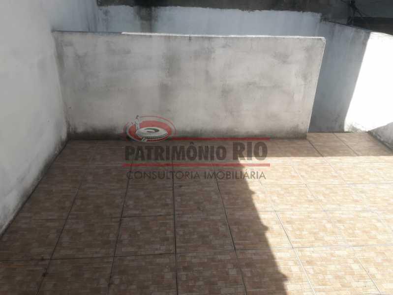 20 - Casa de Vila 2 quartos à venda Cordovil, Rio de Janeiro - R$ 90.000 - PACV20098 - 21