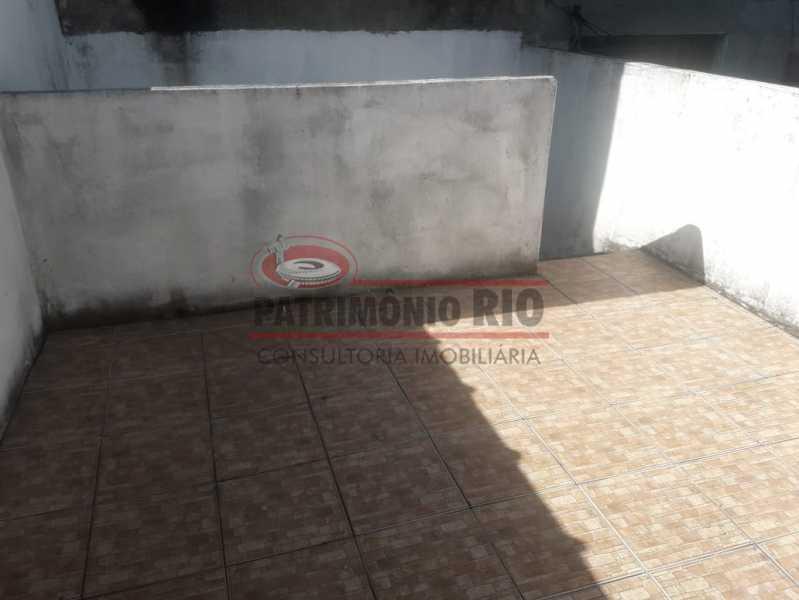 21 - Casa de Vila 2 quartos à venda Cordovil, Rio de Janeiro - R$ 90.000 - PACV20098 - 22