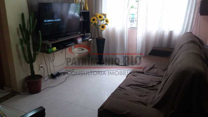 02. - Excelente Apartamento Jardim América - PAAP23823 - 3