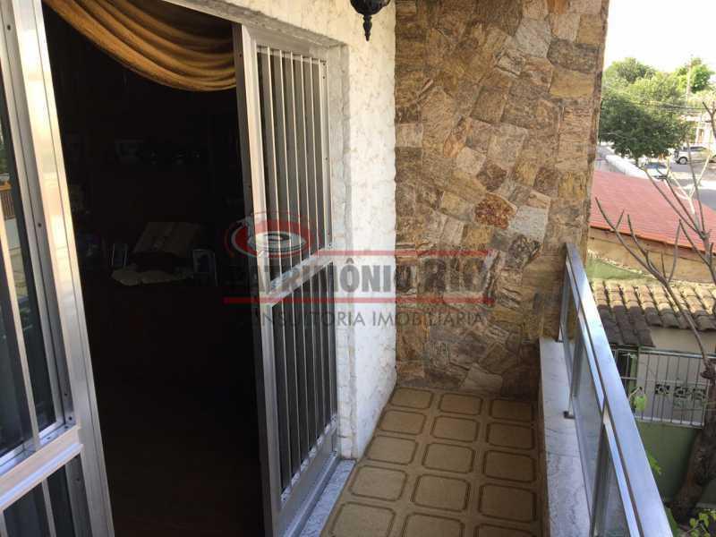 IMG-20200803-WA0074 - Espetacular Casa Duplex 3quartos, 4vagas garagem - Jardim América - PACA30502 - 13