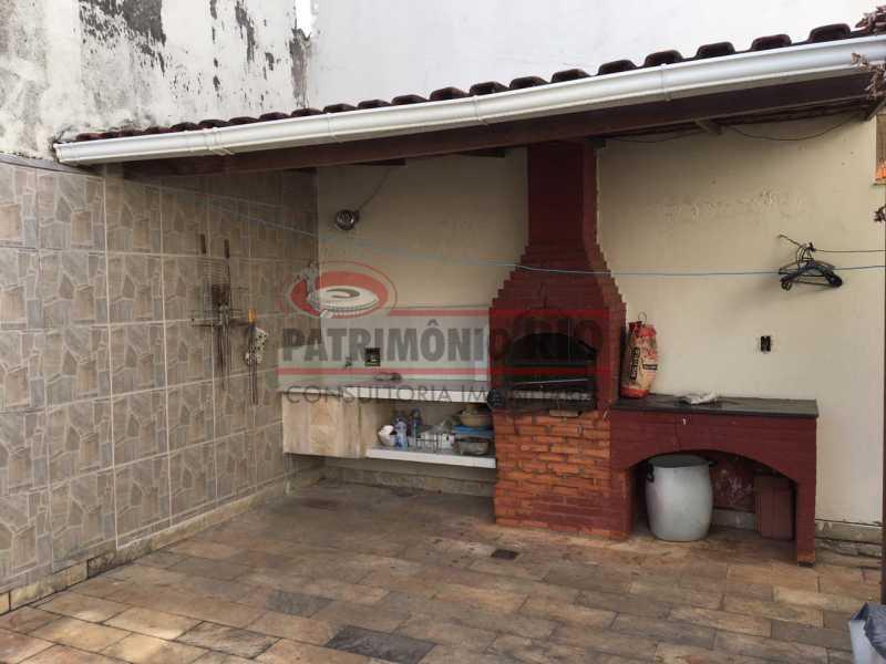 IMG-20200803-WA0079 - Espetacular Casa Duplex 3quartos, 4vagas garagem - Jardim América - PACA30502 - 9