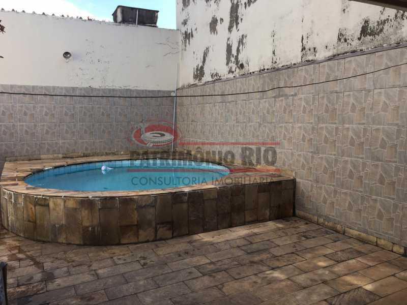 IMG-20200803-WA0082 - Espetacular Casa Duplex 3quartos, 4vagas garagem - Jardim América - PACA30502 - 6