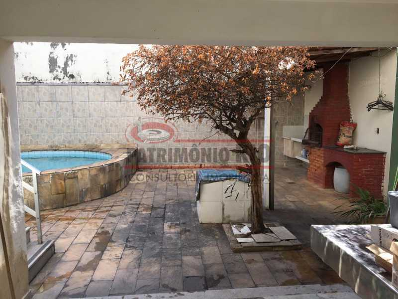 IMG-20200803-WA0083 - Espetacular Casa Duplex 3quartos, 4vagas garagem - Jardim América - PACA30502 - 7
