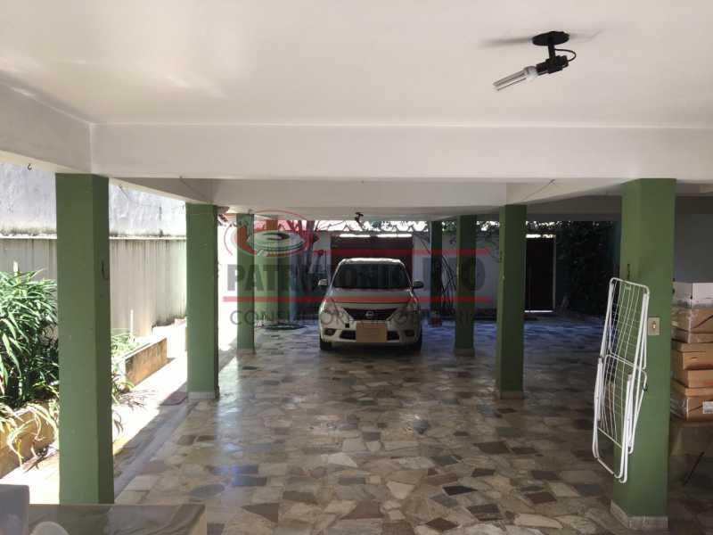 IMG-20200803-WA0086 - Espetacular Casa Duplex 3quartos, 4vagas garagem - Jardim América - PACA30502 - 3